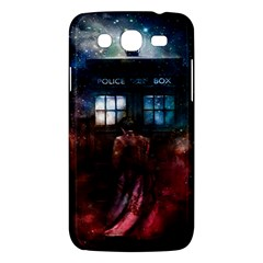 Doctor Who Tardis In Space Samsung Galaxy Mega 5 8 I9152 Hardshell Case