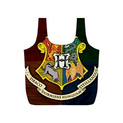 Hogwarts Full Print Recycle Bag (s)