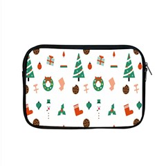 Christmas Tree Pattern Material Apple Macbook Pro 15  Zipper Case