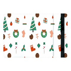 Christmas Tree Pattern Material Apple Ipad Pro 10 5   Flip Case