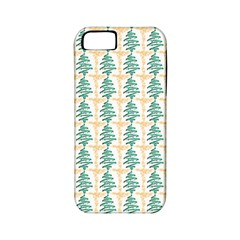 Christmas Tree Apple Iphone 5 Classic Hardshell Case (pc+silicone)
