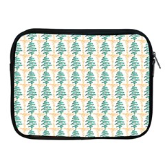 Christmas Tree Apple Ipad 2/3/4 Zipper Cases