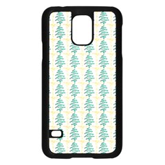 Christmas Tree Samsung Galaxy S5 Case (black)