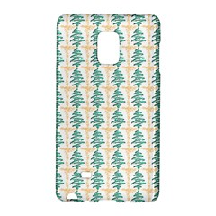 Christmas Tree Samsung Galaxy Note Edge Hardshell Case by Alisyart