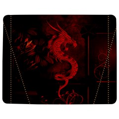 Wonderful Red Chinese Dragon Jigsaw Puzzle Photo Stand (rectangular)