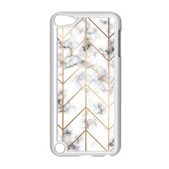 Vector Marble Texture Seamless Pattern  Apple Ipod Touch 5 Case (white)