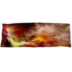 Abstract 3d Graphics Psychedelic Nebula Space Body Pillow Case (dakimakura)