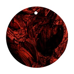 Hell Ornament (round)