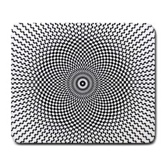 Abstract Animated Ornament Background Large Mousepads