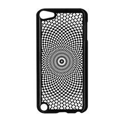Abstract Animated Ornament Background Apple Ipod Touch 5 Case (black)