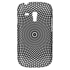 Abstract Animated Ornament Background Samsung Galaxy S3 Mini I8190 Hardshell Case