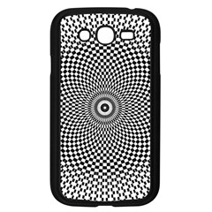 Abstract Animated Ornament Background Samsung Galaxy Grand Duos I9082 Case (black)