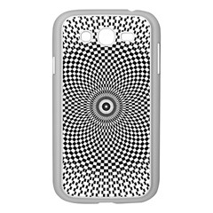 Abstract Animated Ornament Background Samsung Galaxy Grand Duos I9082 Case (white)