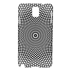 Abstract Animated Ornament Background Samsung Galaxy Note 3 N9005 Hardshell Case