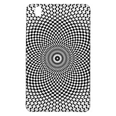Abstract Animated Ornament Background Samsung Galaxy Tab Pro 8 4 Hardshell Case