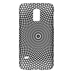 Abstract Animated Ornament Background Samsung Galaxy S5 Mini Hardshell Case
