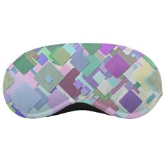 Colorful Background Multicolored Sleeping Masks by Bejoart