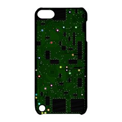 Board Conductors Circuits Apple Ipod Touch 5 Hardshell Case With Stand by Bejoart