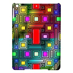 Art Rectangles Abstract Modern Art Ipad Air Hardshell Cases