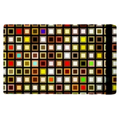 Squares Colorful Texture Modern Art Ipad Mini 4