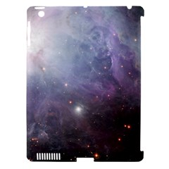 Orion Nebula Pastel Violet Purple Turquoise Blue Star Formation  Apple Ipad 3/4 Hardshell Case (compatible With Smart Cover)