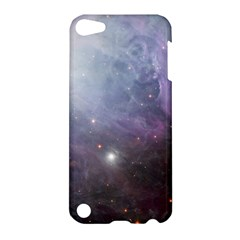 Orion Nebula Pastel Violet Purple Turquoise Blue Star Formation  Apple Ipod Touch 5 Hardshell Case by snek
