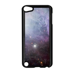 Orion Nebula Pastel Violet Purple Turquoise Blue Star Formation  Apple Ipod Touch 5 Case (black)