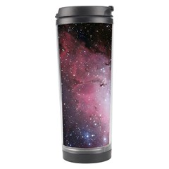 Eagle Nebula Wine Pink And Purple Pastel Stars Astronomy Travel Tumbler by snek