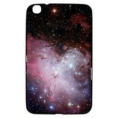 Eagle Nebula Wine Pink And Purple Pastel Stars Astronomy Samsung Galaxy Tab 3 (8 ) T3100 Hardshell Case  by snek