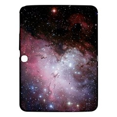 Eagle Nebula Wine Pink And Purple Pastel Stars Astronomy Samsung Galaxy Tab 3 (10 1 ) P5200 Hardshell Case  by snek