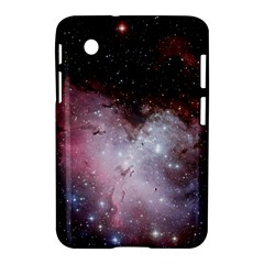 Eagle Nebula Wine Pink And Purple Pastel Stars Astronomy Samsung Galaxy Tab 2 (7 ) P3100 Hardshell Case  by snek