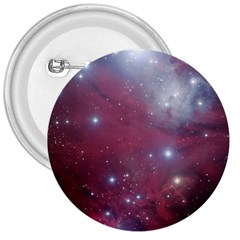 Christmas Tree Cluster Red Stars Nebula Constellation Astronomy 3  Buttons