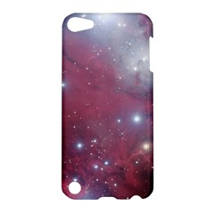 Christmas Tree Cluster Red Stars Nebula Constellation Astronomy Apple Ipod Touch 5 Hardshell Case by snek