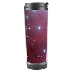 Christmas Tree Cluster Red Stars Nebula Constellation Astronomy Travel Tumbler by snek