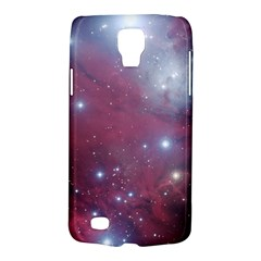 Christmas Tree Cluster Red Stars Nebula Constellation Astronomy Samsung Galaxy S4 Active (i9295) Hardshell Case