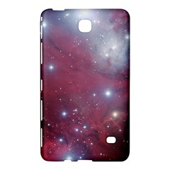 Christmas Tree Cluster Red Stars Nebula Constellation Astronomy Samsung Galaxy Tab 4 (7 ) Hardshell Case  by snek