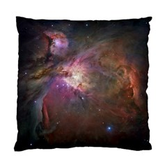 Orion Nebula Star Formation Orange Pink Brown Pastel Constellation Astronomy Standard Cushion Case (one Side)