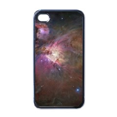 Orion Nebula Star Formation Orange Pink Brown Pastel Constellation Astronomy Apple Iphone 4 Case (black) by snek