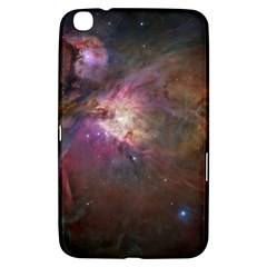 Orion Nebula Star Formation Orange Pink Brown Pastel Constellation Astronomy Samsung Galaxy Tab 3 (8 ) T3100 Hardshell Case  by snek