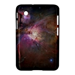 Orion Nebula Star Formation Orange Pink Brown Pastel Constellation Astronomy Samsung Galaxy Tab 2 (7 ) P3100 Hardshell Case  by snek