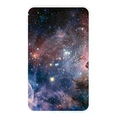 Carina Nebula Ngc 3372 The Grand Nebula Pink Purple And Blue With Shiny Stars Astronomy Memory Card Reader (rectangular)
