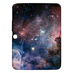 Carina Nebula Ngc 3372 The Grand Nebula Pink Purple And Blue With Shiny Stars Astronomy Samsung Galaxy Tab 3 (10 1 ) P5200 Hardshell Case  by snek