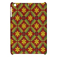 Abstract Floral Pattern Background Apple Ipad Mini Hardshell Case