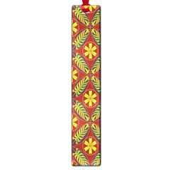 Abstract Floral Pattern Background Large Book Marks