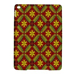 Abstract Floral Pattern Background Ipad Air 2 Hardshell Cases