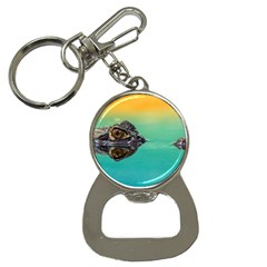 Amphibian Animal Bottle Opener Key Chains by AnjaniArt