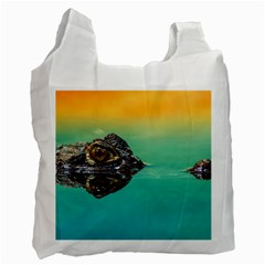 Amphibian Animal Recycle Bag (one Side)