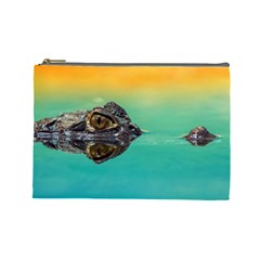 Amphibian Animal Cosmetic Bag (large)