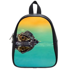 Amphibian Animal School Bag (small)