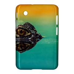 Amphibian Animal Samsung Galaxy Tab 2 (7 ) P3100 Hardshell Case  by AnjaniArt